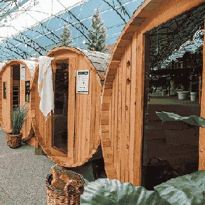 Van houten tot gevlochten tuinmeubelen