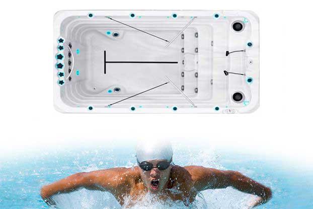 Swimspa Fitness 1 50